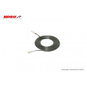 Câble de sonde de température KOSO 1 mètre