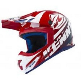 CASQUE TRACK ADULTE XL RED