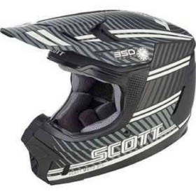 SCO HELMET 350 EVO KID PLUS RETRO ECE BL