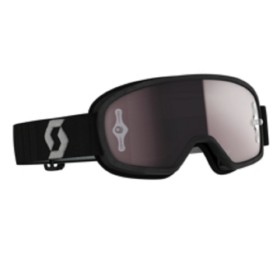 SCO GOGGLE BUZZ MX PRO BLACK/GREY SILV C