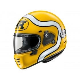 Casque ARAI Concept-X HA Yellow taille XL