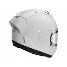Casque ARAI RX-7V Racing blanc taille XS