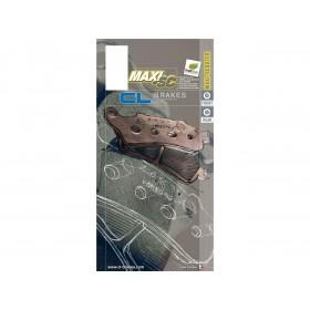Plaquettes de frein CL BRAKES 3116MSC métal fritté