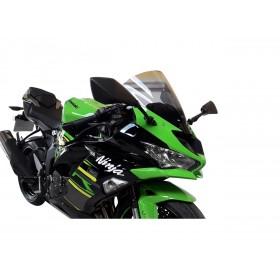Bulle MRA Racing clair Kawasaki Ninja ZX6R