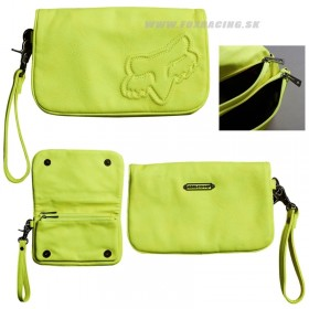 CLARITY CLUTCH DAY GLO YELLOW NS