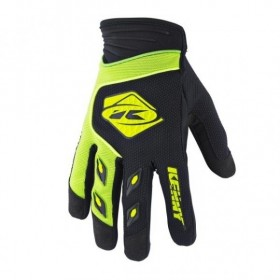 GANTS TRACK KIDS 2 NEON YELLOW BLACK