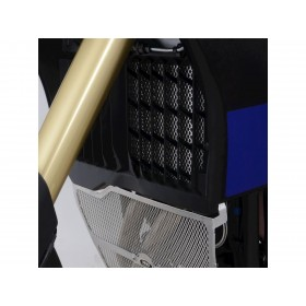 Protection de radiateur R&G RACING titane Yamaha Tenere 700
