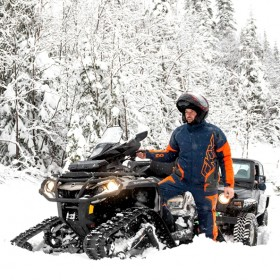Kit chenilles KIMPEX Commander WS4 Arctic Cat