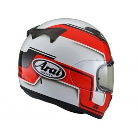 Casque ARAI Profile-V Bend Red taille XL + Pinlock 120 clair