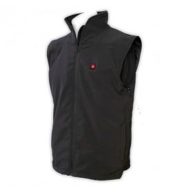 Gilet chauffant CAPIT WarmMe noir taille 4XL/5XL