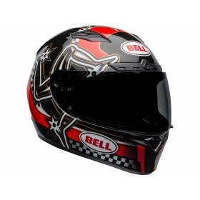 Casque BELL Qualifier DLX Mips Isle of Man 2020 Gloss Red/Black taille XXXL