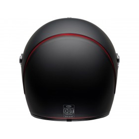 Casque BELL Eliminator Vanish Matte Black/Red taille XXXL