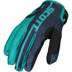 GLOVE 350 TRACK KIDS BLUE/BLUE XS