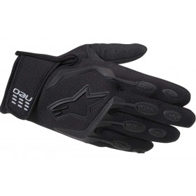 NEO MOTO GLOVES BLACK