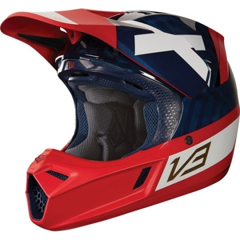 CASQUE FOX V3 PREEST