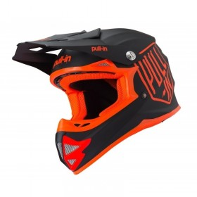 CASQUE PULL-IN SOLID ENFANT M NEON ORANG