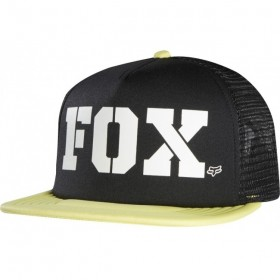 CASQUETTE FOX VAPORS TRUCKER GIRLS