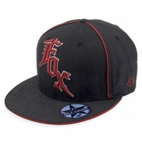 CASQUETTE FOX JACK ART ALL PRO FITTED