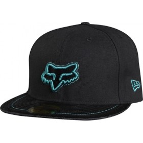 EMERALD EMPIRE NEW ERA CAP BLACK 7 1/2