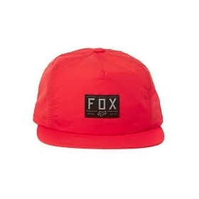 CASQUETTE FOX BLOOD ORANGE KID