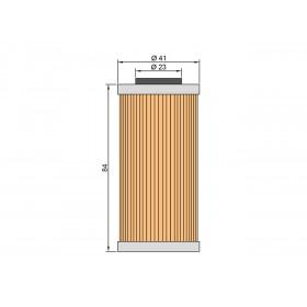 Filtre à huile TWIN AIR type 611 Husqvarna TC/TE 449/511
