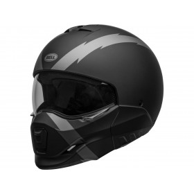 Casque BELL Broozer Arc Matte Black/Gray taille M