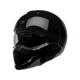 Casque BELL Broozer Gloss Black taille XL