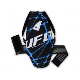 Protection dorsale UFO Atrax noir taille S