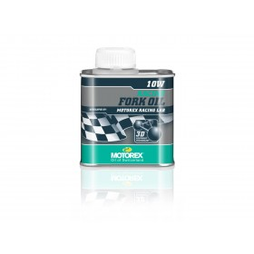 Huile de fourche MOTOREX Racing Fork Oil 10W 250ml