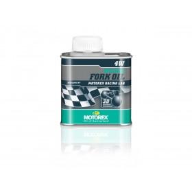 Huile de fourche MOTOREX Racing Fork Oil 4W 250ml