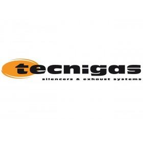 Patte de pot d'echappement TECNIGAS pour E-Nox Evo Acero SENDA 50