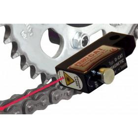 Boîtier d'alignement chaîne laser magnétique PROFI PRODUCTS 12mm version point laser
