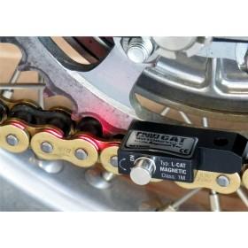 Boîtier d'alignement chaîne laser magnétique PROFI PRODUCTS 12mm version faisceau laser