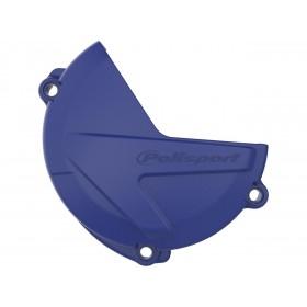 Protection de carter d'embrayage POLISPORT bleu Beta