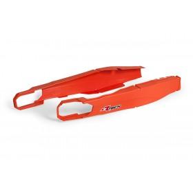 Protection de bras oscillant RACETECH orange