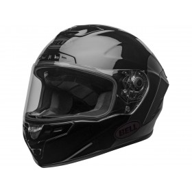 Casque BELL Star DLX Mips Lux Checkers Matte/Gloss Black/Root Beer taille L