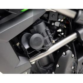Support klaxon DENALI SoundBomb Kawasaki Versys 650