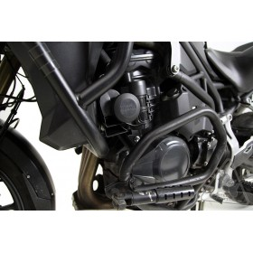 Support klaxon DENALI SoundBomb Triumph Tiger Explorer