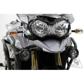 Support éclairage DENALI Triumph Tiger Explorer 1200/1200XC