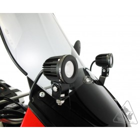 Support éclairage DENALI Kawasaki KLR650