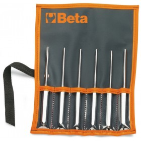 Jeu de 6 chasses-goupilles BETA pour goupilles élastiques en trousse