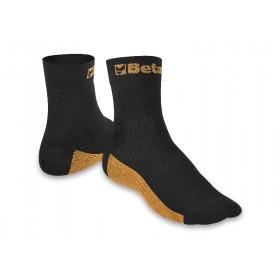 Chaussettes maxi sneaker BETA avec inserts en texture respirante taille 43/46
