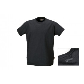T-shirt de travail BETA 100 % coton jersey 180 g/m² noir taille XXL