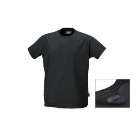 T-shirt de travail BETA 100 % coton jersey 180 g/m² noir taille XS