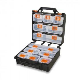 Valise Organizer BETA avec 12 bacs de rangement amovibles