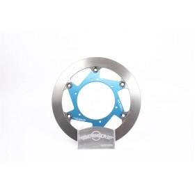 Disque de frein BERINGER KT1LGBLF Aeronal® fonte rond flottant bleu