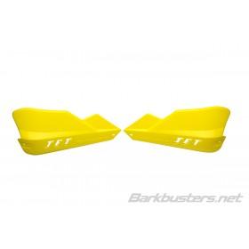 Coques de protège-mains BARKBUSTERS Jet jaune
