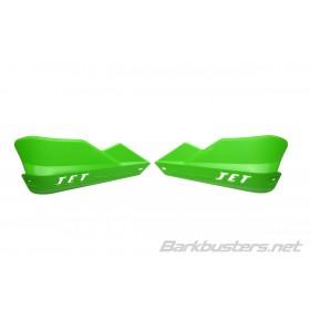 Coques de protège-mains BARKBUSTERS Jet vert