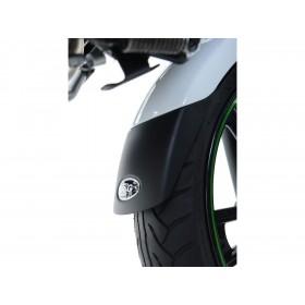 Extension de garde-boue avant R&G RACING noir BMW G310R/GS