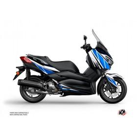 Kit déco KUTVEK Replica bleu/gris Yamaha X-Max 125
